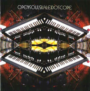 OPEN SOULS-KALEIDOSCOPE 2CD VG