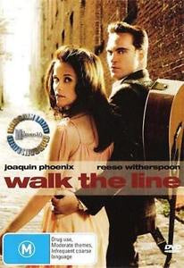 WALK THE LINE DVD G