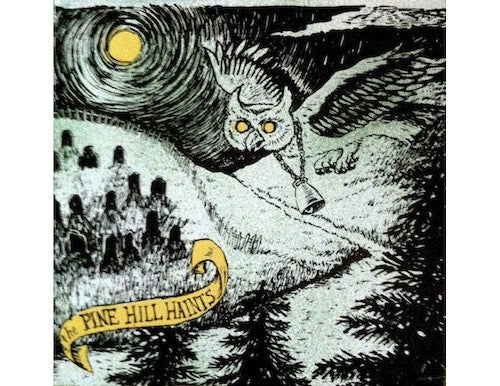 "PINE HILL HAINTS/TRAINWRECK RIDERS-SPLIT 7"" EP *NEW*"
