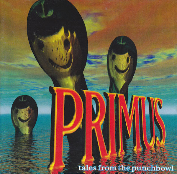 PRIMUS-TALES FROM THE PUNCHBOWL CD VG