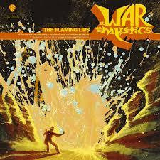 FLAMING LIPS THE-AT WAR WITH THE MYSTICS CD VG+