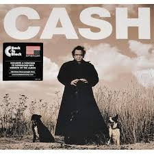 CASH JOHNNY-AMERICAN RECORDINGS LP *NEW*