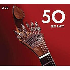 50 BEST FADO-3CD *NEW*