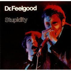 DR.FEELGOOD-STUPIDITY LIMITED EDITION GOLD VINYL *NEW*