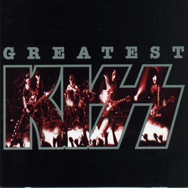 KISS-GREATEST KISS CD VG