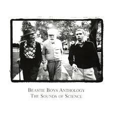 BEASTIE BOYS-ANTHLOGY THE SOUNDS OF SCIENCE 2CD VG