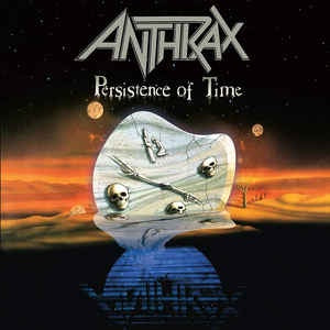 ANTHRAX-PERSISTENCE OF TIME 2CD + DVD *NEW*