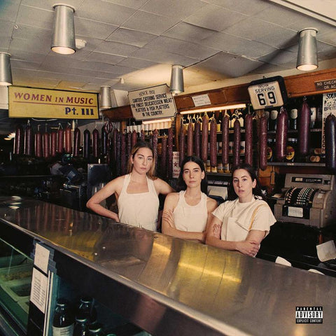 HAIM-WOMEN IN MUSIC PT. III CD *NEW*