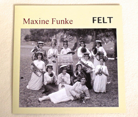 FUNKE MAXINE-FELT LP *NEW*