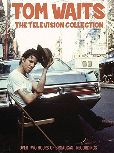 WAITS TOM-THE TELEVISION COLLECTION DVD *NEW*
