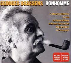 BRASSENS GEORGES-BONHOMME 3CD *NEW*