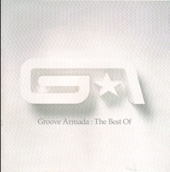 GROOVE ARMADA-BEST OF CD VG