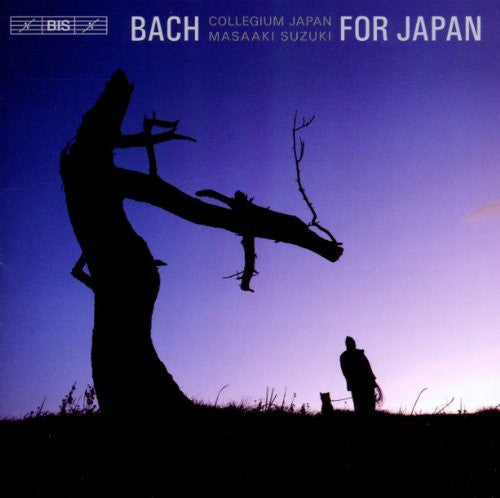 BACH FOR JAPAN-BACH COLLEGIUM JAPAN MASAAKI SUZUKI *NEW*