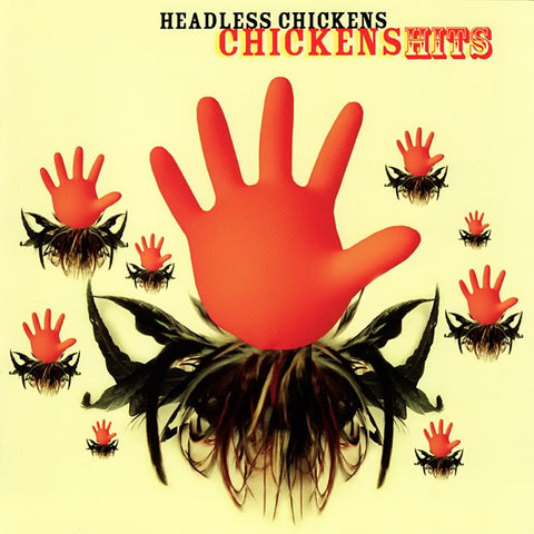 HEADLESS CHICKENS-CHICKENS HITS 2CD VG