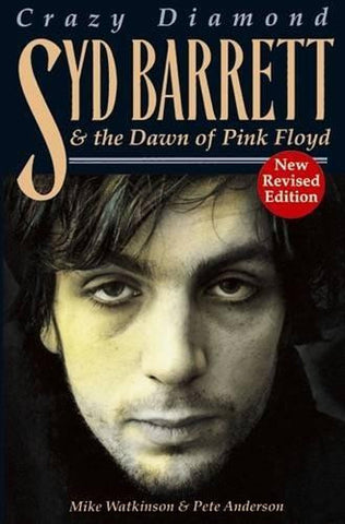CRAZY DIAMOND: SYD BARRETT & THE DAWN OF PINK FLOYD BOOK VG
