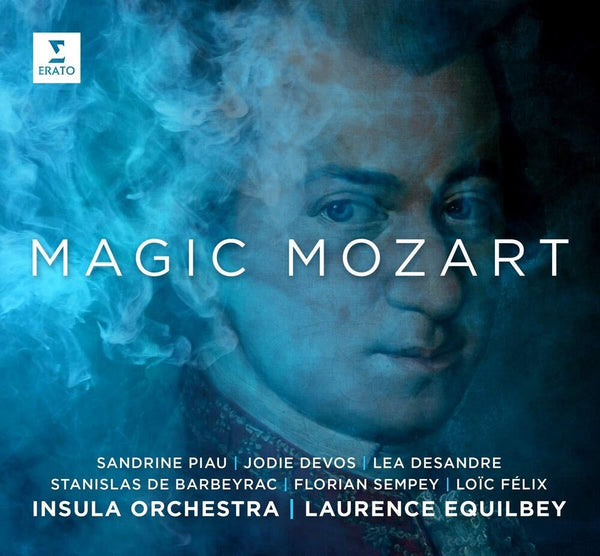 MOZART-MAGIC MOZART CD *NEW*