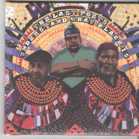LAST POETS THE-UNDERSTAND WHAT BLACK IS CD *NEW*