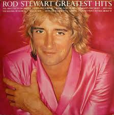 STEWART ROD-GREATEST HITS VOL. 1 LP NM COVER VG+