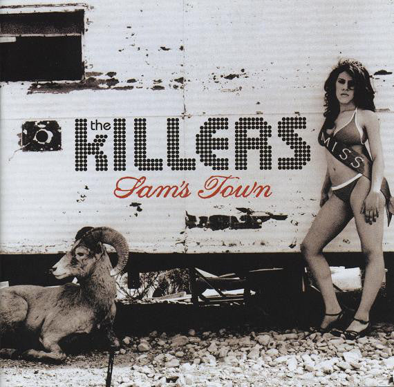 KILLERS THE-SAM'S TOWN CD VG