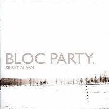 BLOC PARTY-SILENT ALARM CD VG