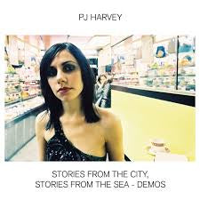 HARVEY PJ-STORIES FROM THE CITY, STORIES FROM THE SEA DEMOS LP *NEW*