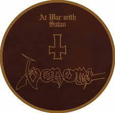 VENOM-AT WAR WITH SATAN PICTURE DISC LP *NEW*