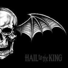 AVENGED SEVENFOLD-HAIL TO THE KING CD VG