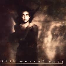 THIS MORTAL COIL-IT'LL END IN TEARS LP COVER VG+