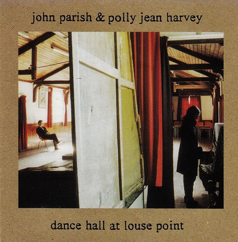 HARVEY POLLY JEAN & JOHN PARISH-DANCE HALL AT LOUSE POINT CD G