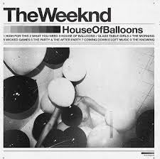WEEKND THE-HOUSE OF BALLOONS 2LP VG+ COVER EX