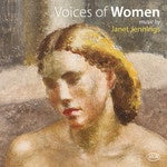 JENNINGS JANET-VOICES OF WOMEN CD *NEW*