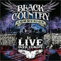 BLACK COUNTRY COMMUNION-LIVE OVER EUROPE CD *NEW*