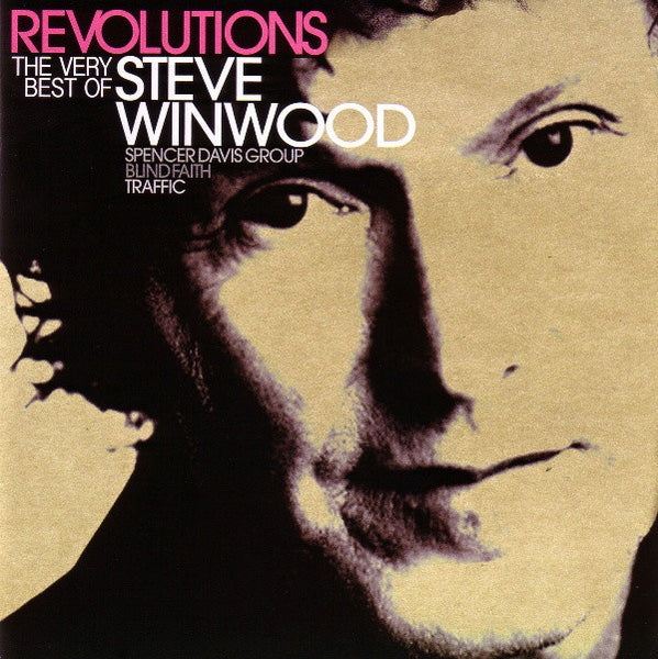 WINWOOD STEVE-REVOLUTIONS THE VERY BEST OF STEVE WINWOOD CD VG