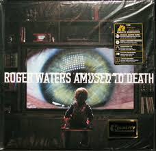 WATERS ROGER-AMUSED TO DEATH 2LP *NEW*