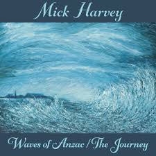 HARVEY MICK-WAVES OF ANZAC/ THE JOURNEY CLEAR VINYL LP *NEW*
