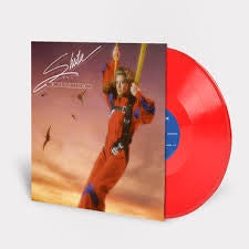 SHEILA & B. DEVOTION-KING OF THE WORLD RED VINYL LP *NEW*