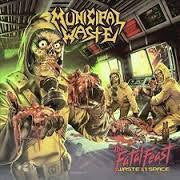 MUNICIPAL WASTE-THE FATAL FEAST WASTE IN SPACE CD *NEW*