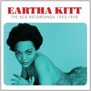 KITT EARTHA-THE RCA RECORDINGS 3CD *NEW*