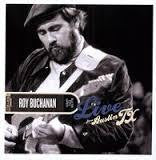 BUCHANAN ROY-LIVE FROM AUSTIN TX LP *NEW*