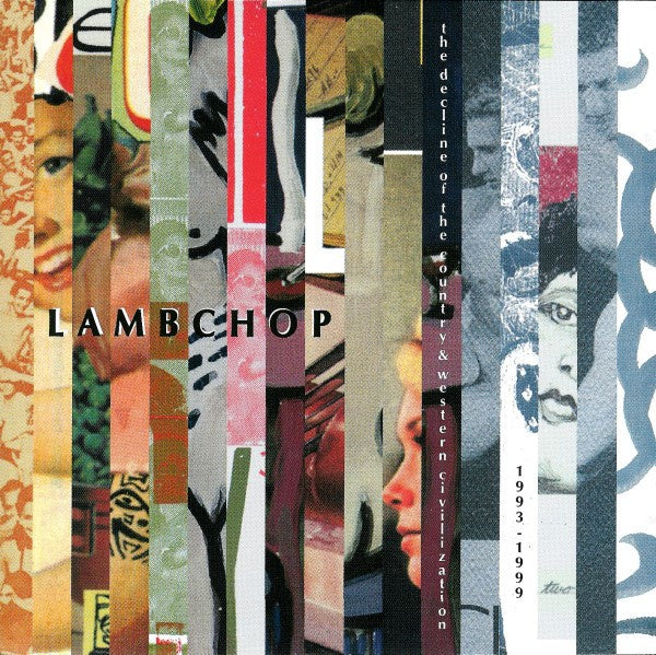 LAMBCHOP-THE DECLINE OF THE COUNTRY &  WESTERN CIVILIZATION CD VG