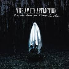AMITY AFFLICTION THE-EVERYONE LOVES YOU...ONCE YOU LEAVE THEM CD *NEW*