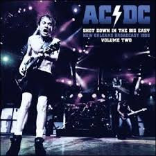 AC/DC-SHOT DOWN IN THE BIG EASY VOLUME TWO 2LP *NEW*