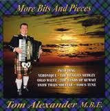 ALEXANDER TOM-MORE BITS AND PEICES CD *NEW*