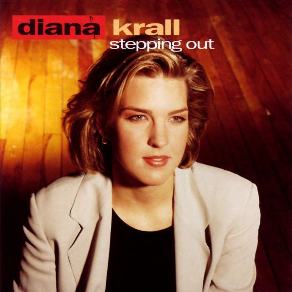KRALL DIANA-STEPPING OUT CD VG+