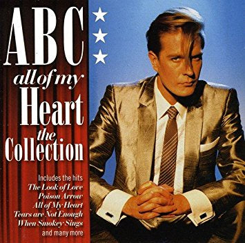 ABC-ALL OF MY HEART THE COLLECTION 2CD VG
