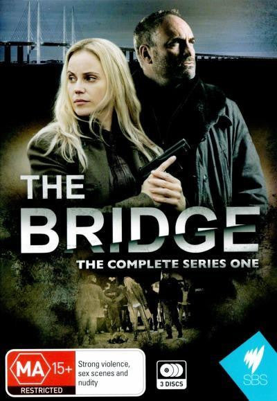 BRIDGE THE-THE COMPLETE SERIES ONE 3DVD VG