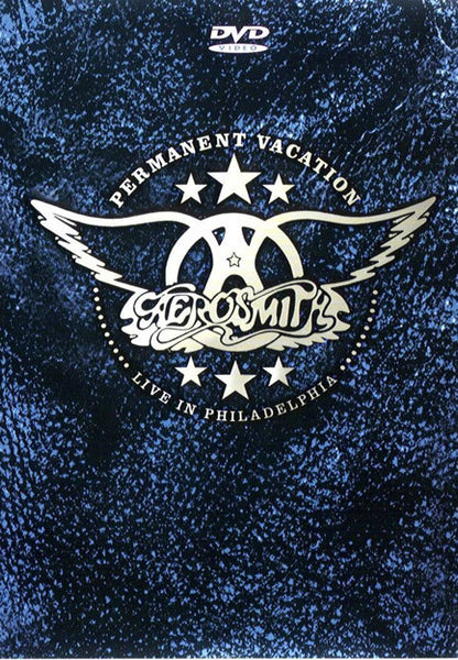 AEROSMITH-PERMANENT VACATION DVD *NEW*