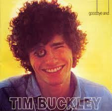 BUCKLEY TIM-GOODBYE AND HELLO LP EX COVER EX