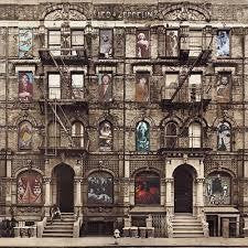 LED ZEPPELIN-PHYSICAL GRAFFITI 2CD VG