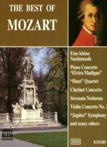 MOZART-BEST OF CD VG